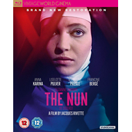The Nun (UK-import) (BLU-RAY)