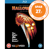 Produktbilde for Halloween (UK-import) (BLU-RAY)