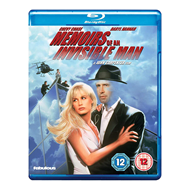 Memoirs Of An Invisible Man (UK-import) (BLU-RAY)