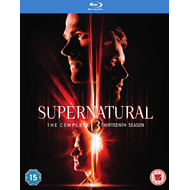 Supernatural - Sesong 13 (UK-import) (BLU-RAY)
