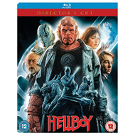 Hellboy: Director's Cut (UK-import) (BLU-RAY)