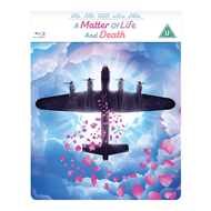 A Matter Of Life And Death - Limited Steelbook Edition (UK-import) (BLU-RAY)