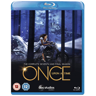 Once Upon A Time - Sesong 7 (UK-import) (BLU-RAY)