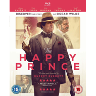 Produktbilde for The Happy Prince (UK-import) (BLU-RAY)