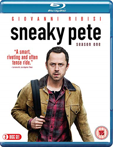 Sneaky Pete - Sesong 1 (UK-import) (BLU-RAY)