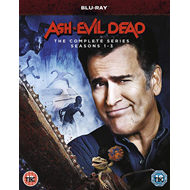 Ash Vs Evil Dead: Seasons 1-3 (UK-import) (BLU-RAY)
