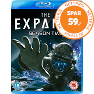 Produktbilde for The Expanse: Season Two (UK-import) (BLU-RAY)