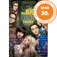 The Big Bang Theory - Sesong 12 (BLU-RAY)