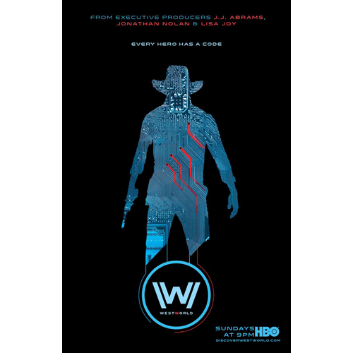 Westworld - Sesong 3 (BLU-RAY)