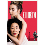Produktbilde for Killing Eve - Sesong 1 (BLU-RAY)