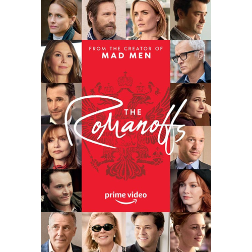 The Romanoffs - Sesong 1 (BLU-RAY)