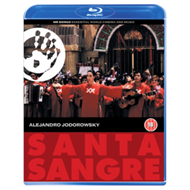 Produktbilde for Santa Sangre (UK-import) (BLU-RAY)