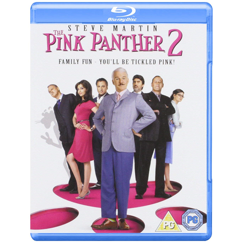 The Pink Panther 2 (UK-import) (BLU-RAY)
