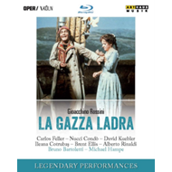 Produktbilde for La Gazza Ladra: Cologne Opera (Bartoletti) (UK-import) (BLU-RAY)