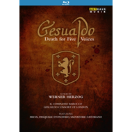 Produktbilde for Gesualdo - Death For Five Voices (UK-import) (BLU-RAY)
