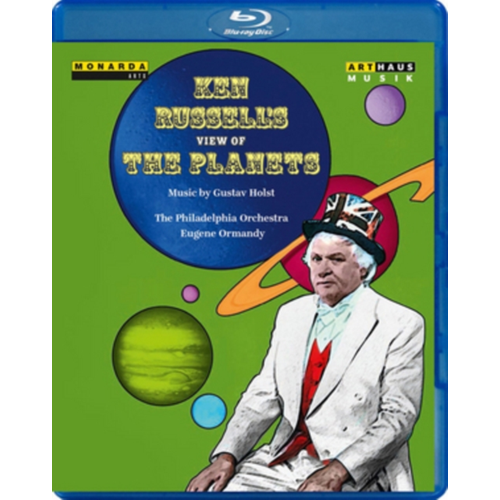 Ken Russell's View Of The Planets (UK-import) (BLU-RAY)
