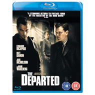 Produktbilde for The Departed (UK-import) (BLU-RAY)