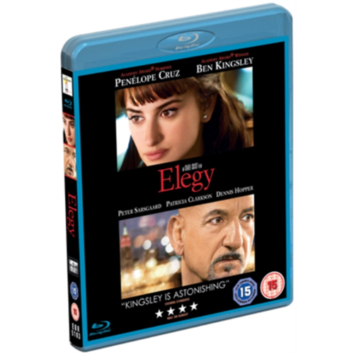 Elegy (UK-import) (BLU-RAY)