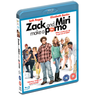 Produktbilde for Zack And Miri Make A Porno (UK-import) (BLU-RAY)