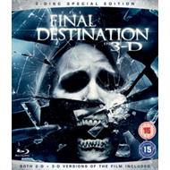 Produktbilde for The Final Destination (3d) (UK-import) (BLU-RAY)