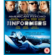 Produktbilde for The Informers (UK-import) (BLU-RAY)