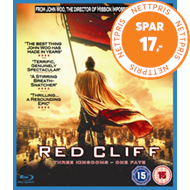 Produktbilde for Red Cliff (UK-import) (BLU-RAY)