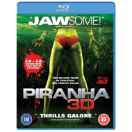 Piranha (UK-import) (BLU-RAY)