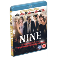 Produktbilde for Nine (UK-import) (BLU-RAY)