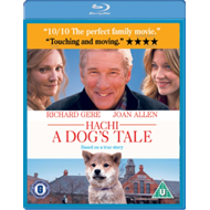 Hachi - A Dog's Tale (UK-import) (BLU-RAY)