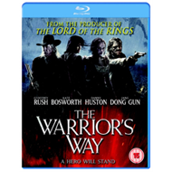 Warrior's Way (UK-import) (BLU-RAY)