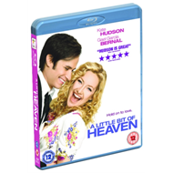 Produktbilde for A Little Bit of Heaven (UK-import) (BLU-RAY)