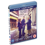 Produktbilde for Henry's Crime (UK-import) (BLU-RAY)