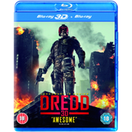 Dredd (UK-import) (BLU-RAY)