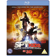 Spy Kids 4 - All The Time In The World (UK-import) (BLU-RAY)