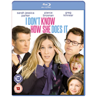 Produktbilde for I Don't Know How She Does It (UK-import) (BLU-RAY)