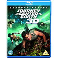 Produktbilde for Journey To The Center Of The Earth (UK-import) (Blu-ray 3D)
