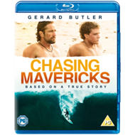 Produktbilde for Chasing Mavericks (UK-import) (BLU-RAY)