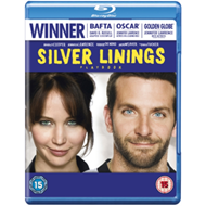 Silver Linings Playbook (UK-import) (BLU-RAY)