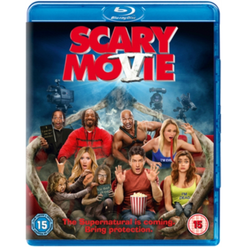 Scary Movie 5 (UK-import) (BLU-RAY)