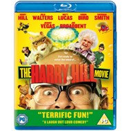 Produktbilde for The Harry Hill Movie (UK-import) (BLU-RAY)