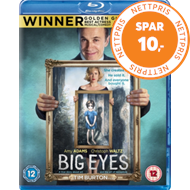Big Eyes (UK-import) (BLU-RAY)