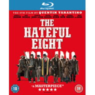 Produktbilde for The Hateful Eight (UK-import) (BLU-RAY)