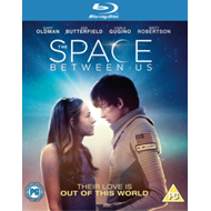 Produktbilde for The Space Between Us (UK-import) (BLU-RAY)