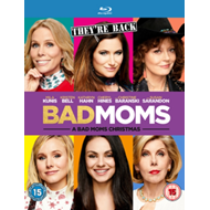 Bad Moms Christmas (UK-import) (BLU-RAY)