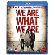 We Are What We Are (UK-import) (BLU-RAY)
