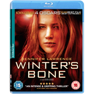 Produktbilde for Winter's Bone (UK-import) (BLU-RAY)