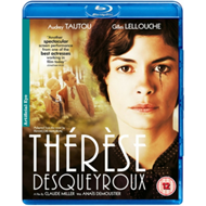 Produktbilde for Therese Desqueyroux (UK-import) (BLU-RAY)