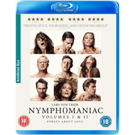 Produktbilde for Nymphomaniac: Volumes I And II (UK-import) (BLU-RAY)