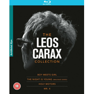 Produktbilde for The Leos Carax Collection (UK-import) (BLU-RAY)
