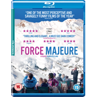 Force Majeure (UK-import) (BLU-RAY)